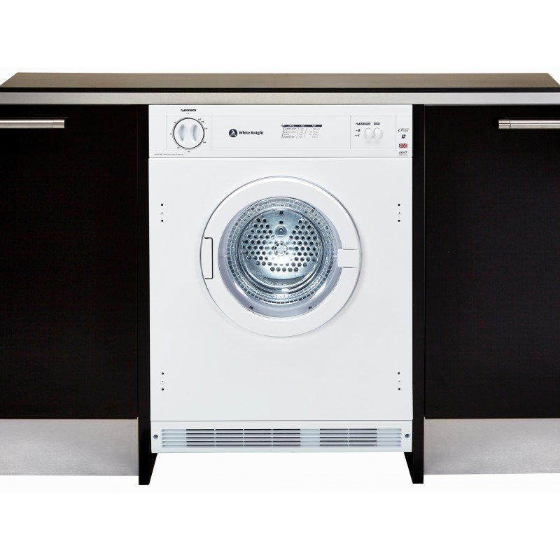 Fully Integrated White Knight Tumble Dryer C4317WV 7KG